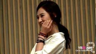 [YRRE]120402WatchingFashionKingw/Yuri-highlight