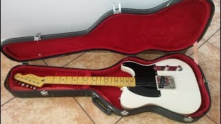 Fender champ / princetone  + Esquire (Cindy Incidentally - Faces cover)