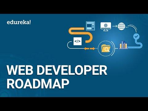 Web Development Roadmap | How to become a Web Developer ...