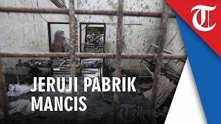 Penampakan Pabrik Mancis yang Tewaskan 30 Karyawan, Lebih Mirip Penjara daripada Pabrik