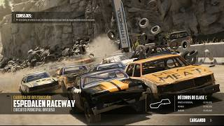 WRECKFEST ONLINE | ESTO NO ES BUENA IDEA! 3 CARRERAS GAMEPLAY PC
