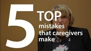 The TOP 5 Caregiver Job Interview Mistakes  (and how to avoid them)