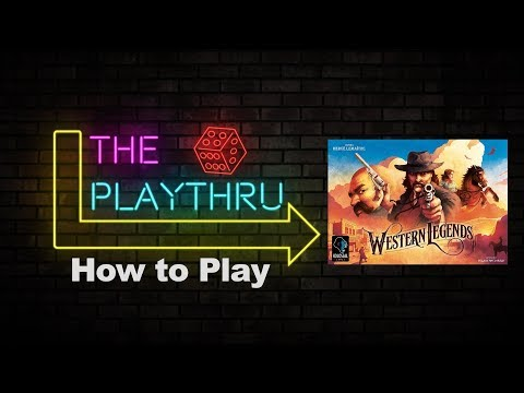 How to play Western Legends |