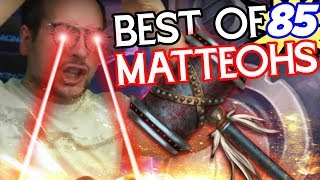 BEST OF MATTEOHS #85 | Twitch moments
