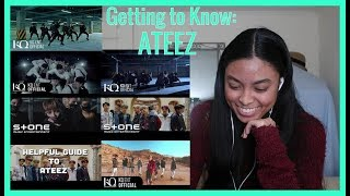 Getting To Know: ATEEZ (Helpful Guide To ATEEZ, 'Pirate King' MV, 'Treasure' MV, Etc.) REACTION