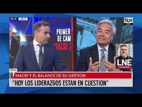 """El Editorial de Majul: """"La cadena nacional fue el primer acto de campaña de Macri para el 2023"""""""