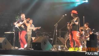 preview picture of video 'Como urpilita perdida - Grupo Sentires en el Festival Provincial del Pescador 2014'