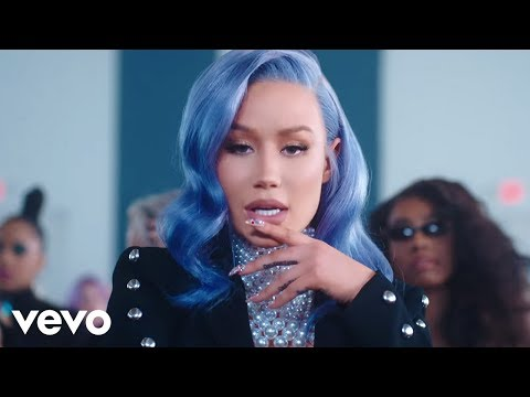 "Iggy Azalea – ""Sally Walker"""