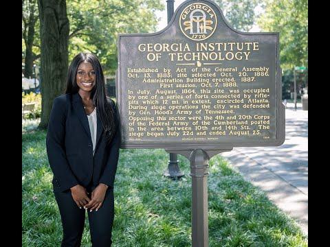In Conversation: ISyE 4th-year & GTSBE President Ndeyanta Jallow