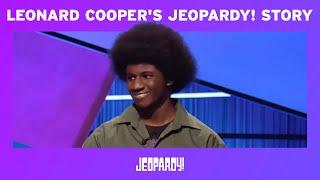 Leonard Cooper's Jeopardy! Story | JEOPARDY!