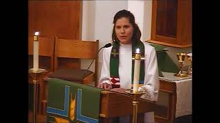 Hope Lutheran Cranberry - July 15, 2018 - Pastor Amy Michelson