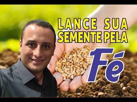 LANCE SUA SEMENTE PELA F  | CONQUISTAR GRANDES PASSOS A VIDA | SOU MAIS  VENCEDOR