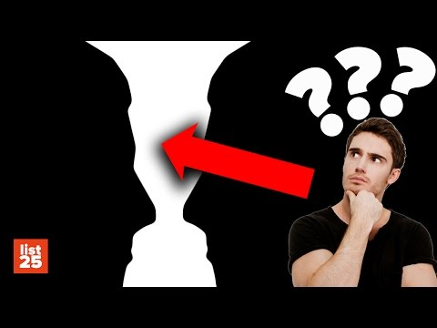 25 CRAZY Optical Illusions That Will Blow Your Mind