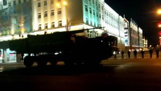 в Калининграде прошла репетиция парада
