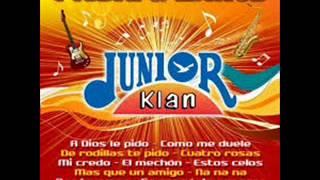 Los Junior Klan Fiesta De Exitos (Album Completo)