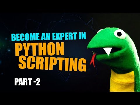 Python For Loop | Python Scripting Basics | Part 2 | Eduonix