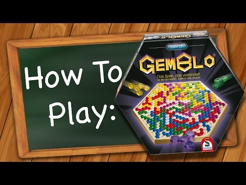 How to Play: Gemblo (Deluxe) [TripleS Games]