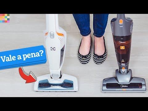 VALE A PENA TER ASPIRADOR VERTICAL :: Mudei minha rotina de limpeza