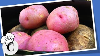 How To Cook Potatoes In Your Crockpot Or Slow Cooker! An Easy, Healthy Recipe!