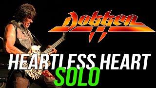 Dokken Heartless Heart Solo Lesson, George Lynch - Lynch Lycks S4 Lyck 24