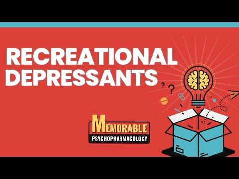 Psychofarmakologia 11: Depresanty