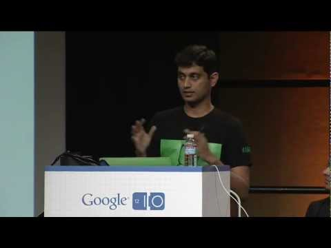 Product launch at Google I/O