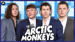TOP 10 ARCTIC MONKEYS SONGS