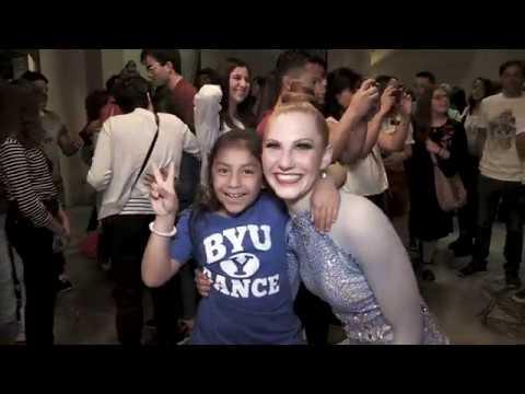 BYU Ballroom Dance Company Europe Tour 2019