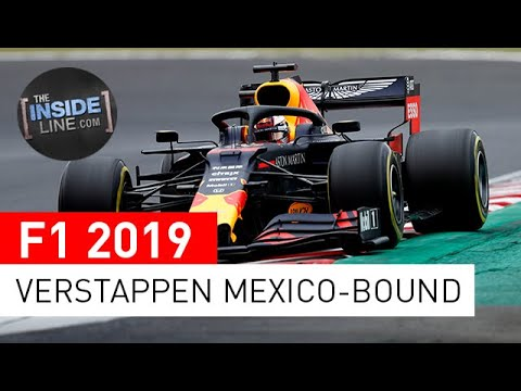 Image: Watch: Max Verstappen to bounce back at favourite track Mexico?