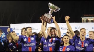 Grand Final -  APIA Leichhardt Tigers vs Manly United - PS4 NPL NSW Men