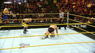 WWE NXT: Kaval Vs. Husky Harris