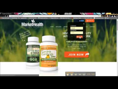 Download Learn How To Make Money With MarketHealth Affiliate Program Review HD Mp4 3GP Video and MP3