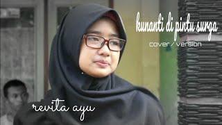 Kunanti Di Pintu Surga Cover / Revita Ayu (versi Latihan) Contessa Music Electone