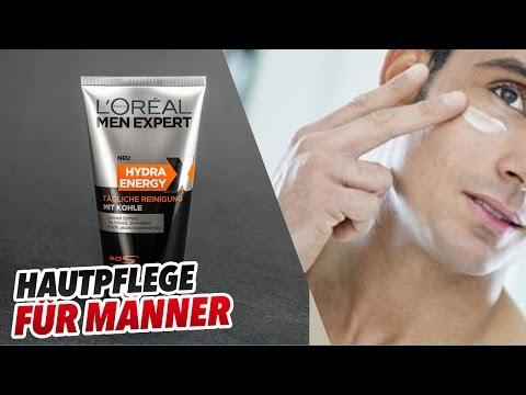 TOP HAUTPFLEGE PRODUKTE FÜR DEN MANN