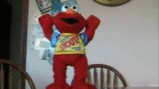 Elmo Shouts.