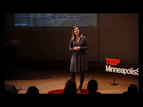Voices of Hope from within prison walls | Amanda Weber | TEDxMinneapolisSalon 2016