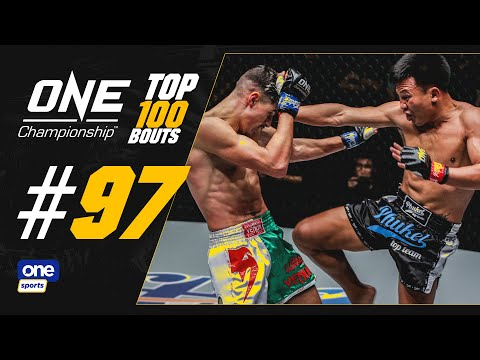 [Sport5]  One Championship Top 100 Fights: Lerdsila vs Mahmoudi