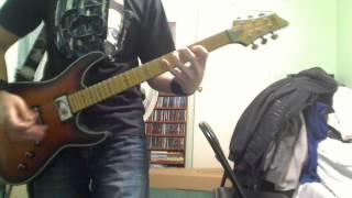 10 Years - Minus The Machine (Guitar Cover)