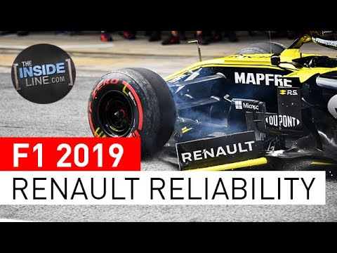 Image: Watch: Renault's reliability struggles in 2019