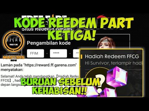 Kode Redeem Terbaru 2019!!! Buruan Sebelum Kadaluarsa  Garena Free