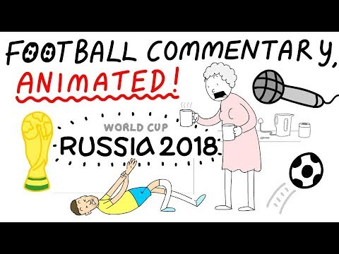 This channel animates out of context sports quotes and somehow only has 40k subscribers. Best laugh I've had all week.