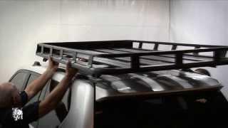 Rhino-Rack | How To Fit Pioneer Platform / Pioneer Tray