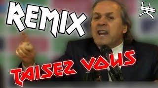 RABAH MADJER - TAISEZ VOUS (METAL REMIX)