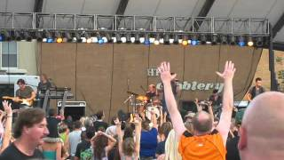 Josh Gracin - Turn It Up LIVE @ Rock The 400 Block 2012