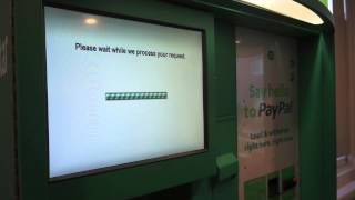 How Coinstar's new kiosks send change to your PayPal account