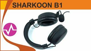 Sharkoon B1 Stereo Headset im Test - 40-Euro-Schnäppchen oder billiger Ramsch?