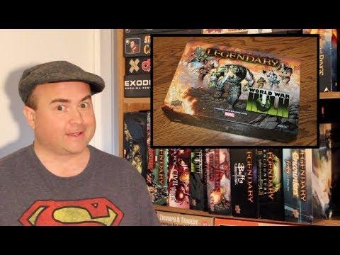 The Discriminating Gamer: Legendary: World War Hulk
