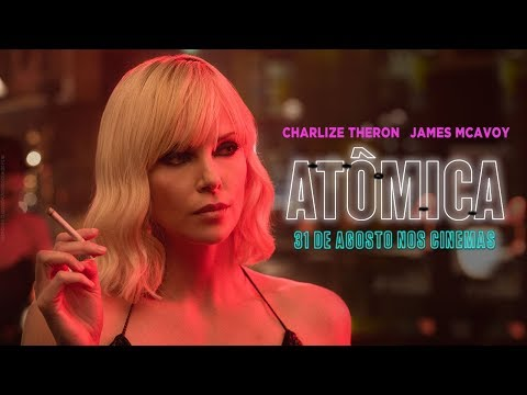 Atômica - Trailer Oficial 3 (Universal Pictures) HD