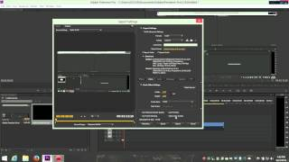 Adobe Premiere Pro CC 4K Render settings Tutorial for Youtube Videos