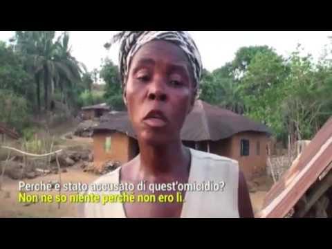 RITUAL KILLINGS - Stregoni Africani e sacrifici umani [ITA]